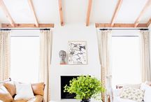 Living Room Love / Design and decor inspiration for stylish living rooms. / by Anne Sage