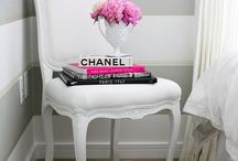 Chanel / by Pine Cones and Acorns Blog