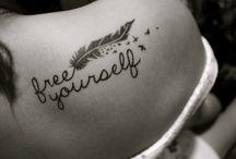 tatoos<3 / by Caitlin Beary