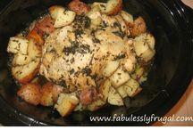 Crock Pot Recipes / by Lindamaria Quintero