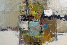 inspiration / abstract works / by Sandra Tschopp