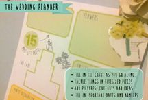 Wedding planners / by Brooke Thomas