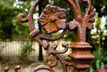 Decor * Rust * / by Michelle Nielsen