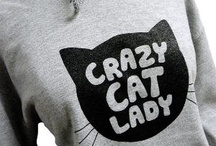 Crazy Cat Lady Pinspiration / by Lindsey Sellars