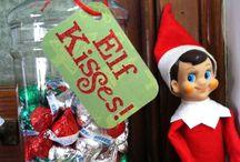 Elf on the Shelf / by Kayla Brown-Dunn