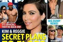 Cover Stars / Celebs likely to be seen on the covers of your favorite magazines.  / by Celeb Fantasy