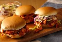 Sandwiches / No forks needed!  / by Brandi Best