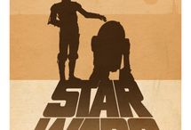 SW / Minimal Star Wars Images / by Melody Dodd
