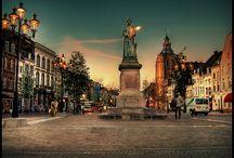 My Home Town :-)) / by Claire van Megen