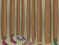 legs / by Heather Hutchinson
