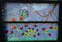 Mosaic art / by Sally Johnson