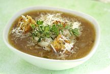 Gluten Free Soups / Delicious gluten free, healthy soup recipes. / by Going Cavewoman