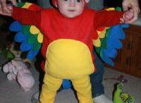 Halloween- Baby/Kid / by Brittany Lanser