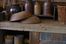 >Interiors--glimpses of the warm and worn / by Sam Pryor