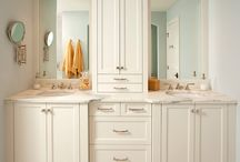 Bathroom ideas / by Tina McNally
