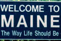 Home Sick - Maine / by Tami Mitchell
