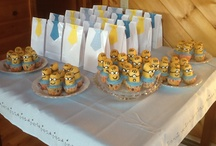 Baby shower ideas / by Andrea Oliver