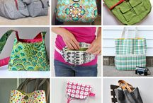Sewing bags & purses / by Deb Holmes