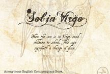 Sol in Virgo - Chap 15-22 of The Book of Life / This section covers Sol in Virgo - Chapters 15 through 22 of The Book of Life by Deborah Harkness. / by Armitage4Clairmont