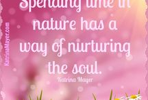 Garden Quotes / by Clara Carrigan
