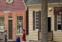 Colonial Williamsburg, Virginia / by Stacey Reilly
