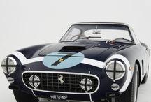 Ferrari 250GT Berlinetta SWB - Goodwood Tourist Trophy at 1:8 scale / by Ferrari Store