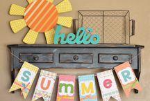 summer in the sun stuff / by keri bassett {shaken together}
