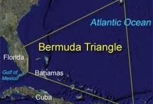 Bermuda Triangle / by M. S.