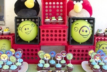 Angry Birds Party / by Jenny Mills