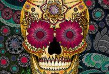 Sugar skull / by Ryann Williams