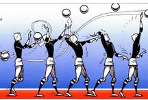 Volleyball / by