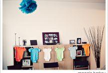 Baby shower ideas / by Alisha LaPorte
