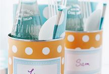 Party Ideas / by Tammy Guinn