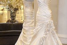 Wedding ideas-Dresses,veils,and shoes / by Lisa Pannell Pitkin