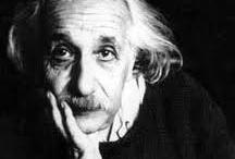 Einstein, Albert / by Donna Parris