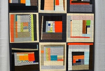 improvisational quilts / by Cecilia Koppmann