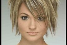 Short layered hairstyles / A gallery of  short hairstyles updated regularly with the latest short haircuts. / by Christin's Pinterest