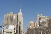New York. <3 / by Hollye Alexander
