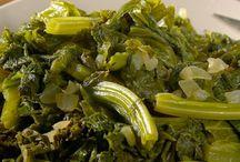 Sides-salads / by Jessie Brodis Brown