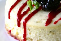 Cheesecakes / by Shannon Stoutenborough