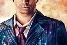 Doctor Who / by Andrea Waison
