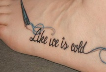Tattoo Ideas / feeling the urge for another tattoo - collecting ideas... / by Kim Lapacek