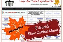 slow cooker / by kerri Paradise