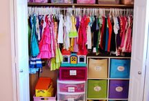 Organize / by Valerie Forsman