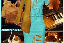 Style - Turquoise / by Cammie Hackney