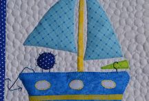 Quilting-quilting / Cositas para hacer a mano / by Jenny Patiño