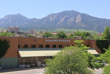 Home Sweet Home - Boulder, Co / We love being a part of Boulder and we're proud to be a locally owned business here since 1955! Want to see our view? Check out our webcam: http://goo.gl/joNTN / by McGuckin Hardware