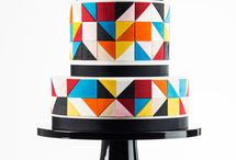 Stripes, Dots & Patterns / Fabulous cakes featuring stripes, dots and bold graphic patterns. / by The Cake Blog