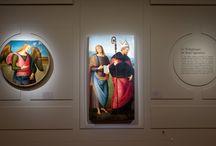 """Exposition """"Le Pérugin, Maître de Raphaël"""" - Musée Jacquemart-André / by Culturespaces"""