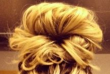 hair. / by Libbi Stejskal